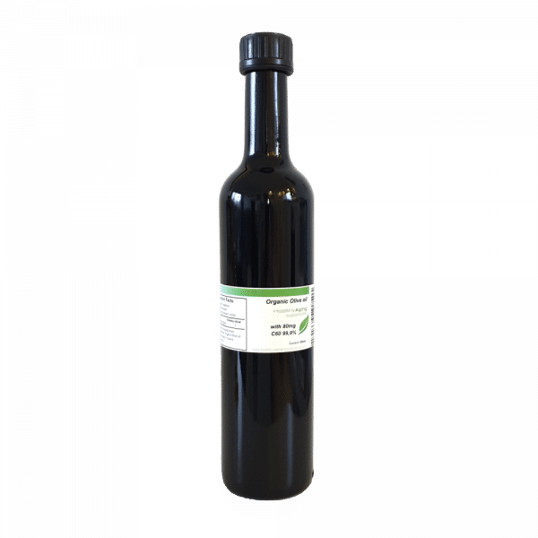 C60 olijfolie 500ml